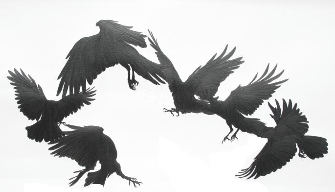 Six Crows Swirling