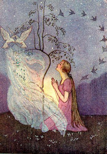 Aschenputtel by Eleanor Abbot
